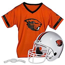 Oregon State University Kids Helmet/Jersey Set