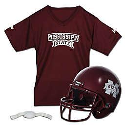 Mississippi State University Kids Helmet/Jersey Set