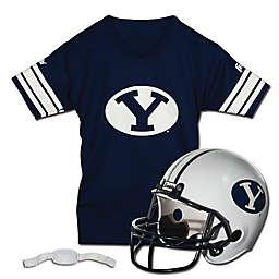 Brigham Young University Kids Helmet/Jersey Set