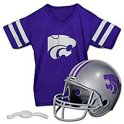 Kansas State University Kids Helmet/Jersey Set