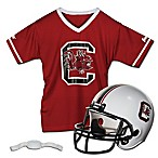 University of South Carolina Kids Helmet/Jersey Set