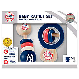 MLB New York Yankees Rattles (Set of 2)