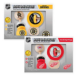 NHL Rattles (Set of 2) Collection