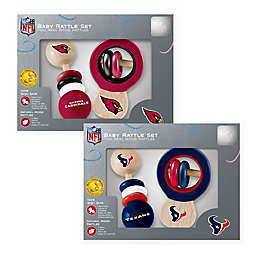 NFL Baby Rattles (Set of 2) Collection
