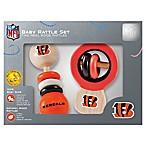 NFL Cincinnati Bengals Baby Rattles (Set of 2)