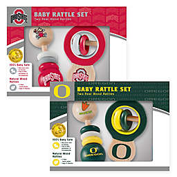 Collegiate Rattles (Set of 2) Collection