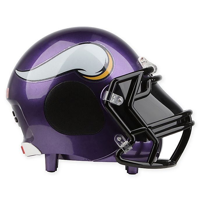 cheap for discount 76b66 2d9da NFL Minnesota Vikings Bluetooth® Helmet Speaker | Bed Bath ...