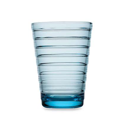 Iittala® Aino Aalto 11 3/4-Ounce Large Tumbler (Set of 2) - Light Blue