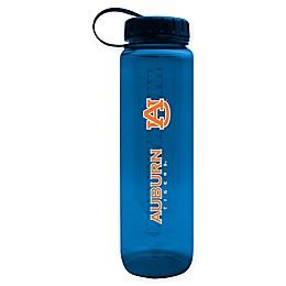 Auburn University 36 oz. Clear Plastic Water Bottle