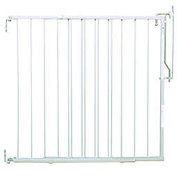 Cardinal Gates Steel Duragate in White