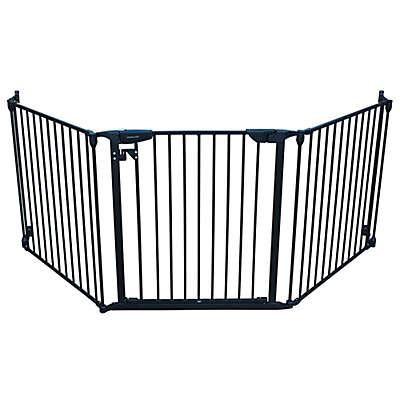 Cardinal Gates Steel XpandaGate in Black