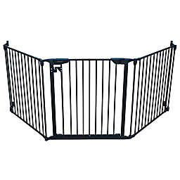 Cardinal Gates Steel XpandaGate in Black