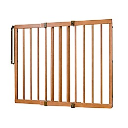 Cardinal Gates Maple Wood Gate