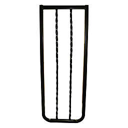 Cardinal Gates 10.5-Inch Wrought Iron Extension in Black