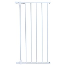 Cardinal Gates 15-Inch XpandaGate Extension in White
