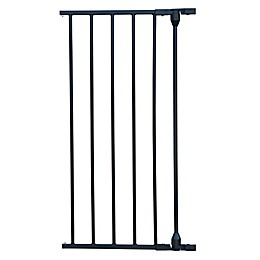 Cardinal Gates 15-Inch XpandaGate Extension in Black