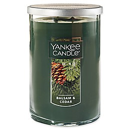 Yankee Candle® Housewarmer® Balsam and Cedar™ Large 2-Wick Tumbler Candle