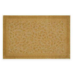 Mohawk Home Wellington 24'' x 40'' Bath Rug in Gold