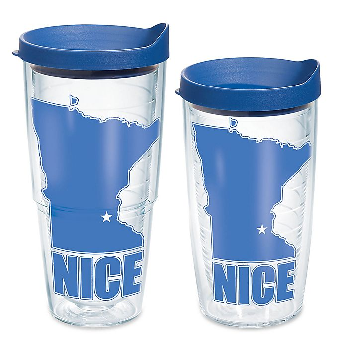 Alternate image 1 for Tervis® Nice Minnesota Wrap Tumbler with Lid