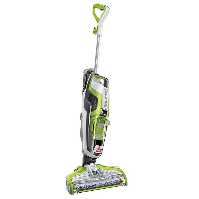 Alternate image 1 for BISSELL® CrossWave™ All-in-One Multi-Surface Cleaner in White/Silver
