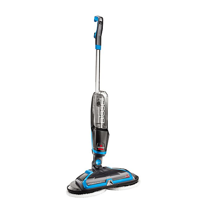 Alternate image 1 for BISSELL® SpinWave™ Plus Hard Floor Mop in Titanium