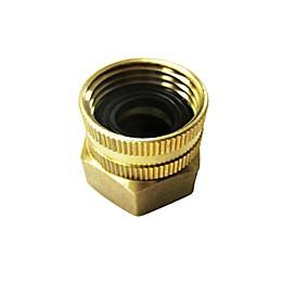 Sun Joe® Dual Swivel Brass Connector