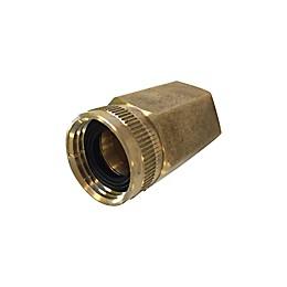 Sun Joe® Dual Swivel Expanded Connector in Brass