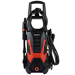 Stalwart 2000 PSI Pressure Washer in Red