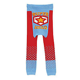 Doodle Pants® Super Hero Leggings in Red