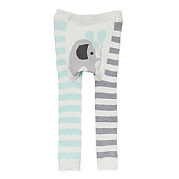 Doodle Pants® Elephant Balloon Leggings in Blue