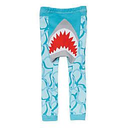 Doodle Pants® Shark Leggings in Blue