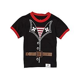 Doodle Pants® Pirate Tee in Black
