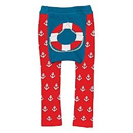 Doodle Pants® Lifesaver Leggings in Red