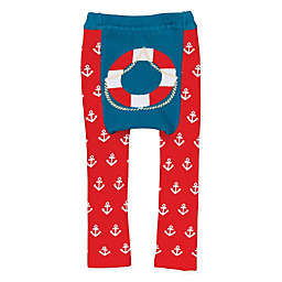 Doodle Pants® Lifesaver Leggings in Red
