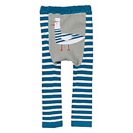 Doodle Pants® Captain Feathers Leggings in Teal