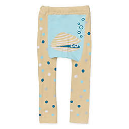 Doodle Pants® Clam Shell Leggings in Blue