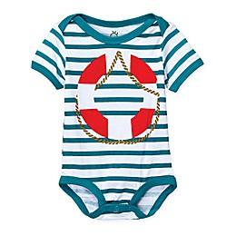Doodle Pants® Lifesaver Bodysuit in Teal