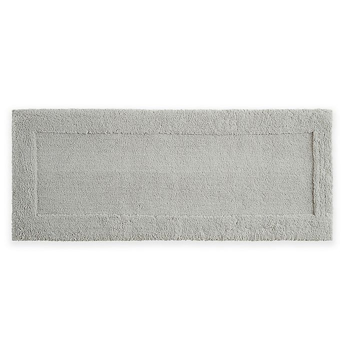 Alternate image 1 for Mohawk Home Dynasty 24-Inch x 60-Inch Bath Rug in Grey