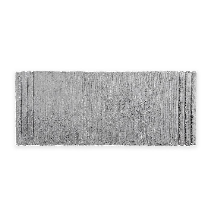 Alternate image 1 for Mohawk Home Empress 24-Inch x 60-Inch Bath Rug in Grey