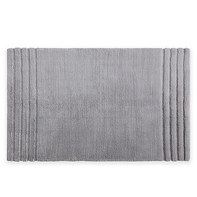 Alternate image 1 for Mohawk Home Empress 30-Inch x 50-Inch Bath Rug in Grey