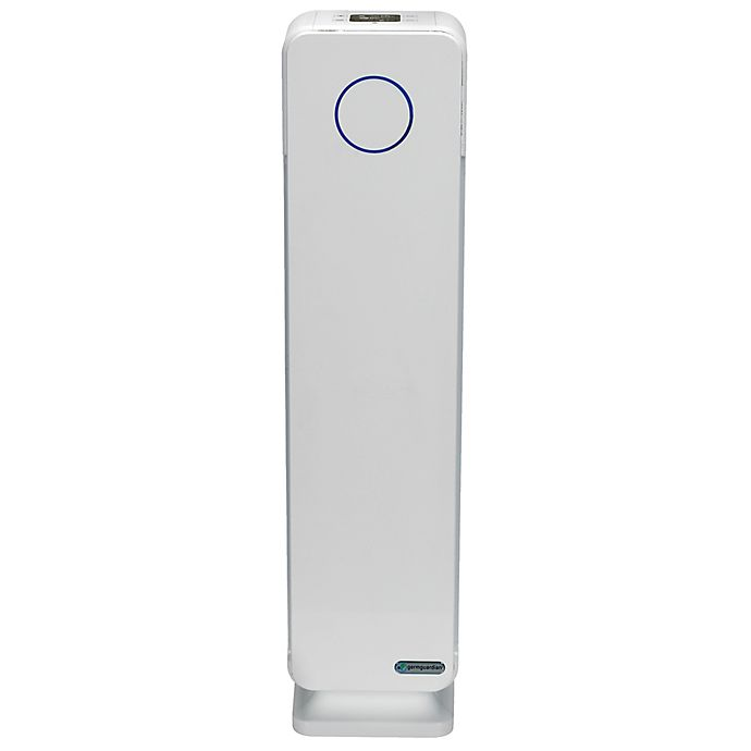 Alternate image 1 for GermGuardian® AC5350W Digital Air Purifier 28-Inch Tower with True HEPA Filter and UV-C