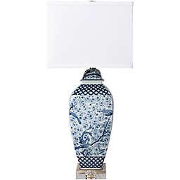Surya Texla Table Lamp in Blue
