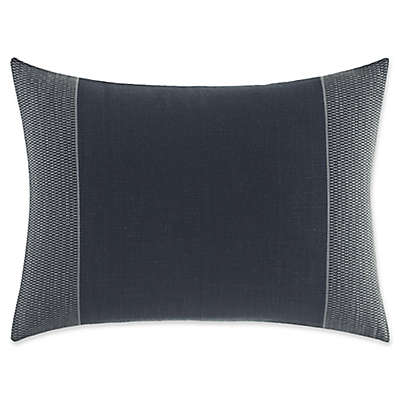 ED Ellen DeGeneres Nomad Oblong Throw Pillow in Navy