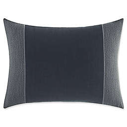 ED Ellen DeGeneres Nomad Oblong Throw Pillow in Navy