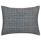 ED Ellen DeGeneres Nomad Standard Pillow Sham in Navy