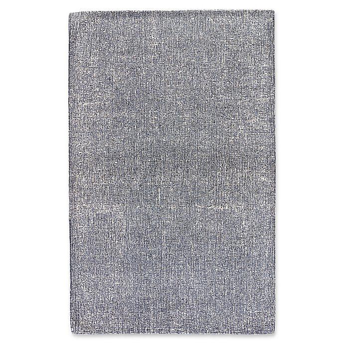 Alternate image 1 for Jaipur Britta 5-Foot x 8-Foot Area Rug in Dark Grey