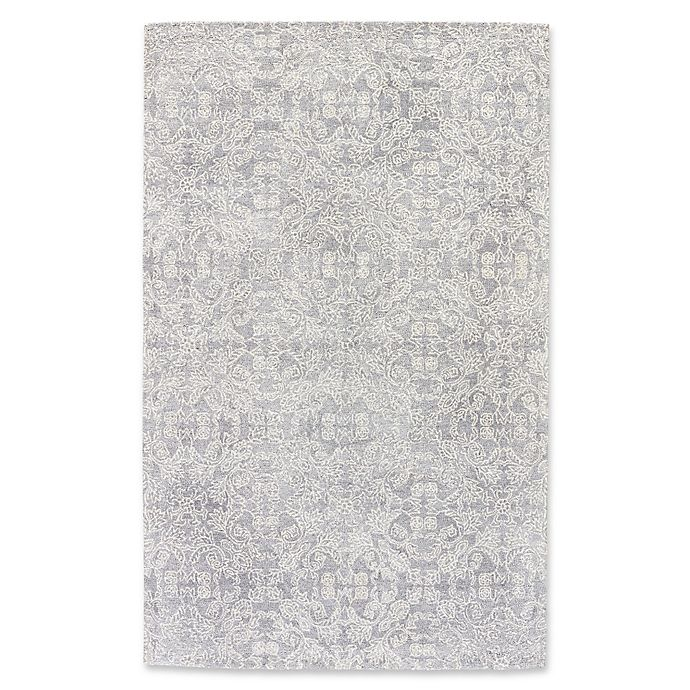 Alternate image 1 for Jaipur Spada 5-Foot x 8-Foot Area Rug in Grey/Taupe