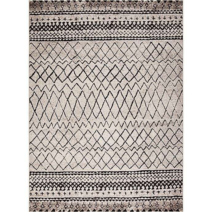 Alternate image 1 for Diamond Vintage 7-Foot 10-Inch x 10-Foot 6-Inch Area Rug in Ivory