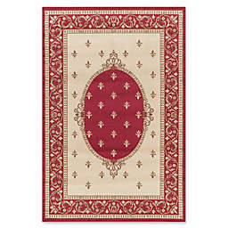 Jewel Collection Medallion Rug