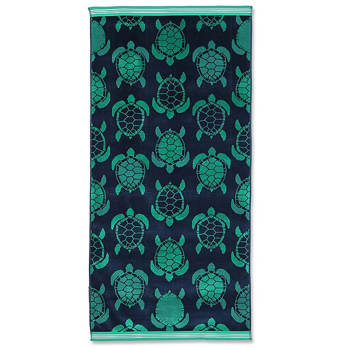 Alternate image 1 for Turtles Beach Towel